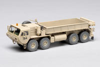 Model kit review: Academy 1/72 scale U.S. M977 8x8 Cargo Truck