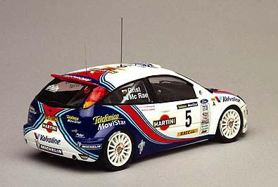 Hasegawa 1 242 Scale Ford Focus Wrc 2000 Catalunya Rally Winner