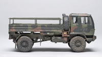 Model kit review: Trumpeter 1/35 scale M1078 Standard Cargo Truck (LMTV)