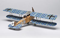 Model kit review: Wingnut Wings 1/32 scale LVG C.VI German reconnaissance biplane