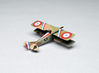 Eduard 1/72 scale Spad XIII late version ProfiPACK aircraft