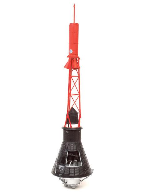 liberty bell 7 spacecraft model - photo #37
