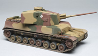 FineMolds 1/35 scale Type 5 Chi-Ri medium tank