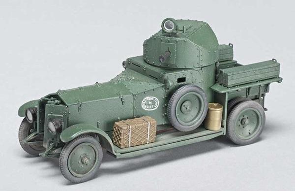 Roden 1/35 Scale Rolls-Royce Armoured Car Pattern 1920 Mk
