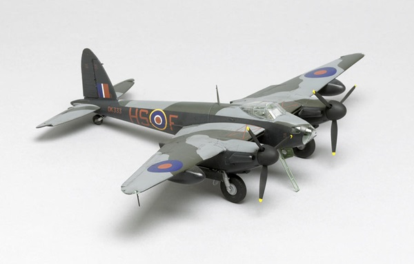 On A Of Iconic World War Ii Aircraft Great Britain S Mosquito Would Be The Top Now Revell Germany Mossie Er Swells Ranks Available