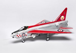 Trumpeter 1/32 scale BAC Lightning F.1A/F.3