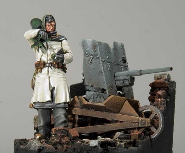 Dan Tisoncik's amazing 1/35 scale dioramas - where figures