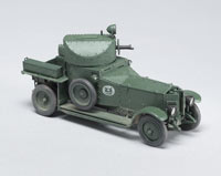 Roden 1/35 scale Rolls-Royce Armoured Car Pattern 1920 Mk.I