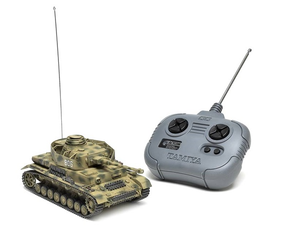Tamiya 1 35 Scale Panzerkampfwagen Iv Ausf J Finescale
