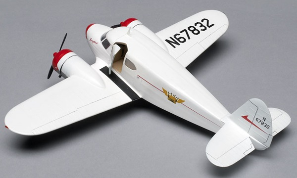 "Czech Model 1/48 scale Cessna T-50 ""Bamboo Bomber"""